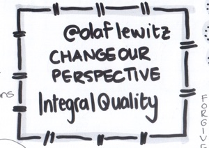 Change our Perspective at #AgileTD