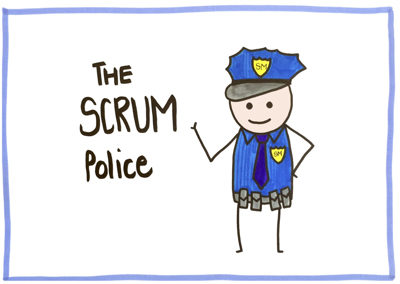 The Scrum Police