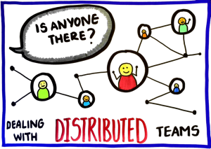 Distributed Teams