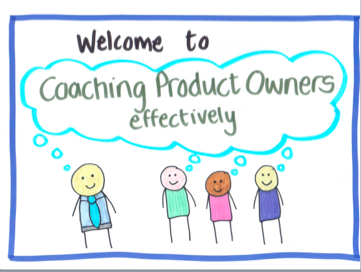 Coaching Product Owners