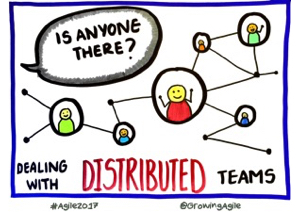 Distributed Teams – Hello? Can anyone hear me?